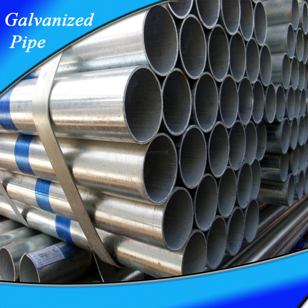 Galvanized Pipe(ERW/Seamless)