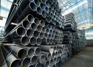 Price of IPN8710 anticorrosive steel tube per meter.