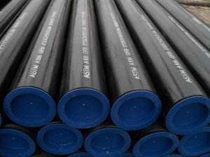 Installation and maintenance of TPEP anticorrosive steel pipe
